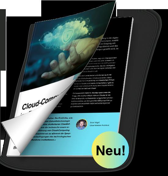 Cloud Computing in Deutschland für Öffentliche Institutionen - das EWERK Whitepaper