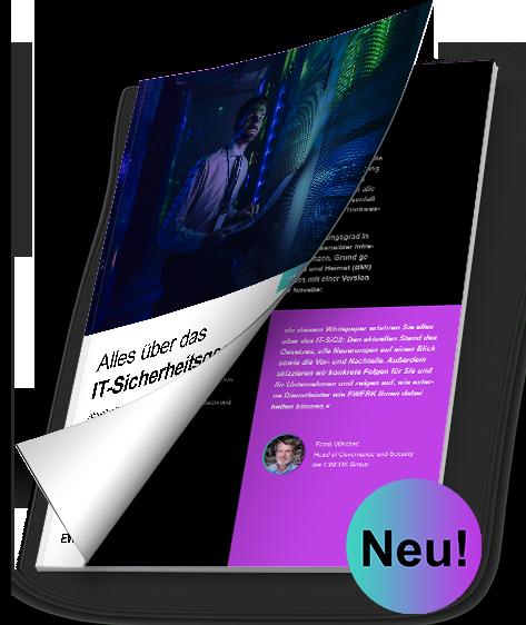 IT Sicherheitsgesetz 2.0 für KRITIS und Konzerne - jetzt im Whitepaper mehr lesen
