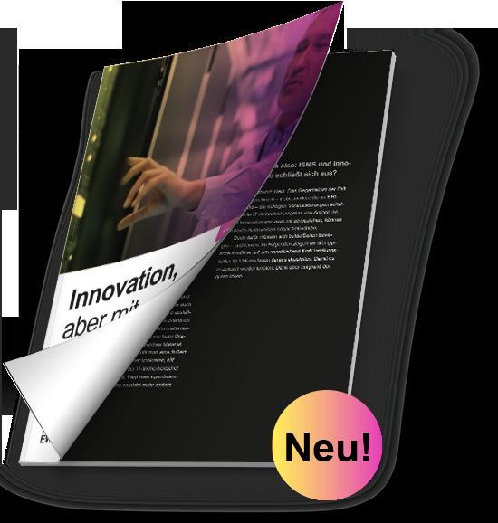 A4-Magazin-Mockup-Innovation-aber-mit-Sicherheit